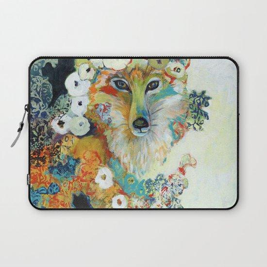 Fox in Pearls by jenniferlommers