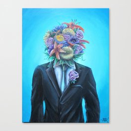 The Boutonniere Canvas Print