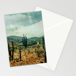 Arubian Desert Stationery Cards
