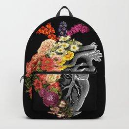 Flower Heart Spring Backpack