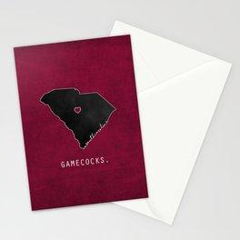 Gamecocks Stationery Cards