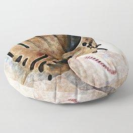 Baseball Dreams 2 Floor Pillow