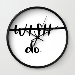 Do. Wall Clock
