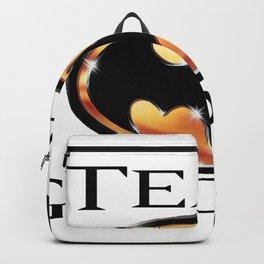 Team Groom Bat man Backpack