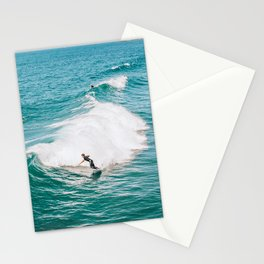 Oceanside Surfers Stationery Cards