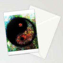 Yin Yang Multi jGibney The MUSEUM Society6 Gifts Stationery Cards