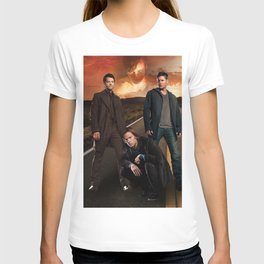 Team free will ft Jack T-shirt