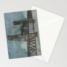 Steel Bridge Stationery Cards