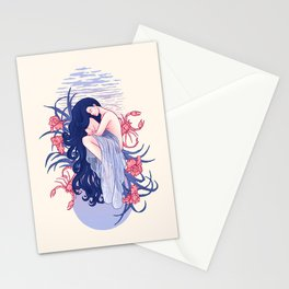 Tarot Moon Stationery Cards