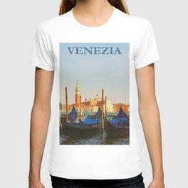 Venezia old poster T-shirt