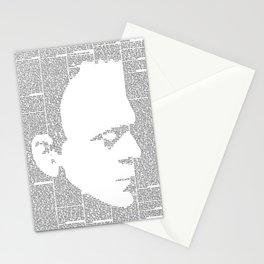 Frankenstein - The Modern Prometheus Stationery Cards