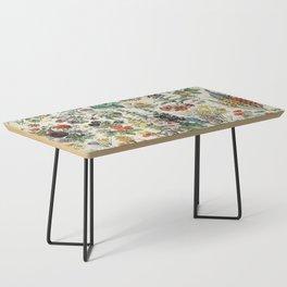 Fleurs Adolphe Coffee Table