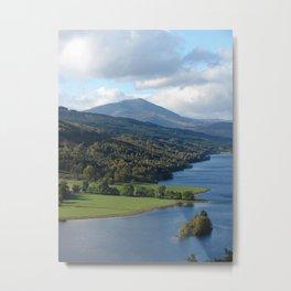 Schiehallion, Scotland Metal Print
