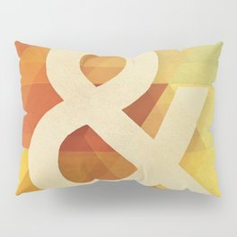 Avant Garde Ampersand Pillow Sham