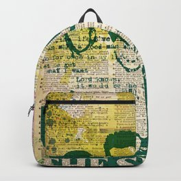 A LIGHT THAT NEVER GOES OUT 002D Backpack