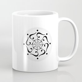 Conundrum Vortex  Coffee Mug