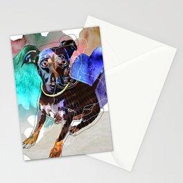 Dara the Dog Stationery Cards