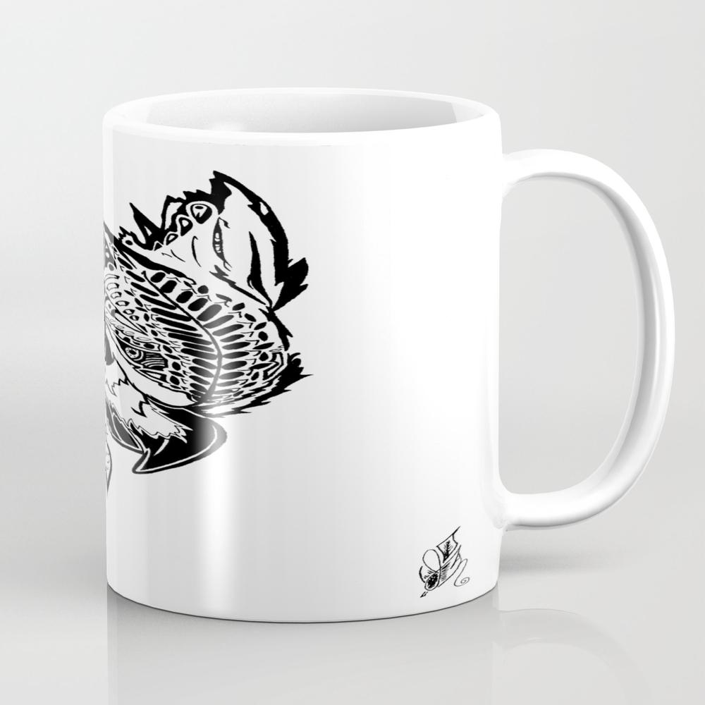 Owl Tea Cup by Jessicamcdowellstudio MUG7842255