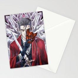 God of Evil Stationery Cards