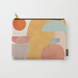 Modern Abstract Art 70 Carry-All Pouch