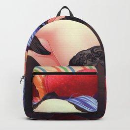 Sexy Anime Girl Backpack