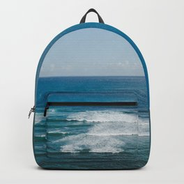 Where the Sky Meets the Sea in Hawaii Backpack