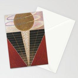 Altarpiece No 2 Hilma Af Klint Stationery Cards