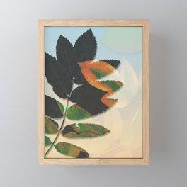 Don't Blend In Framed Mini Art Print