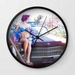 Junk Shop #2 Wall Clock