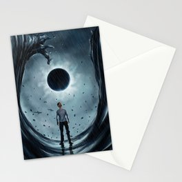 The Depth of Solitude Stationery Cards