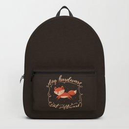 Dog Hardware Cat Software Backpack