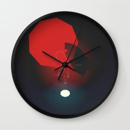 The Great Reset Wall Clock