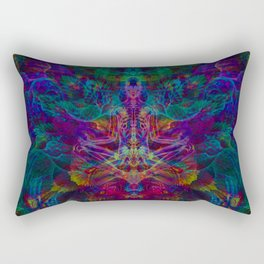 Inner Trip Rectangular Pillow