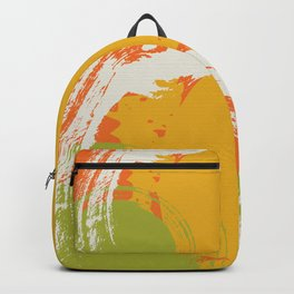 Colorful Brush Strokes AP176-8 Backpack