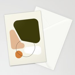 Nectar 03 || Abstract Painting Stationery Cards