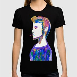 Jonah- Water Color Painting T-shirt