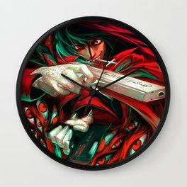 Hellsing Ultimate Wall Clock
