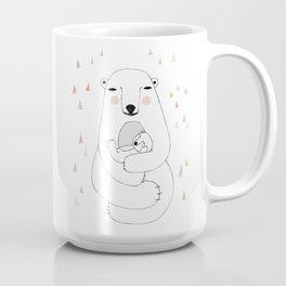 Mummy bear Coffee Mug