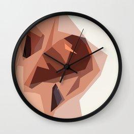 Geometrika #7 Wall Clock
