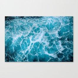 Living Ocean Canvas Print