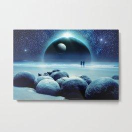 Fantasy sky Metal Print