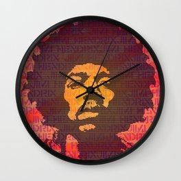 JIMI0303 Wall Clock