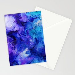 Laughing In Color Stationery Cards