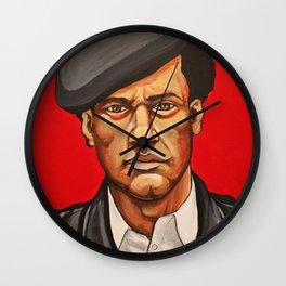 """Huey Newton """"Revolutionary"""" Wall Clock"""