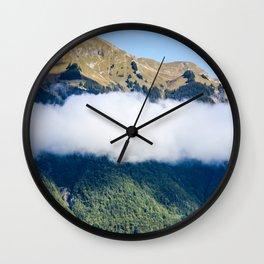 Alps Wall Clock