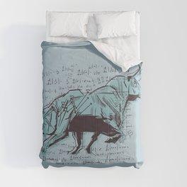 Stock Market Analysis Finance Comforters