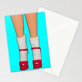 Socks & Stilettos! Stationery Cards