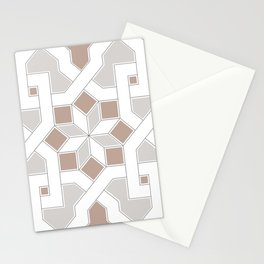 Geometric Pattern - Oriental Design Pt. 5 Stationery Cards