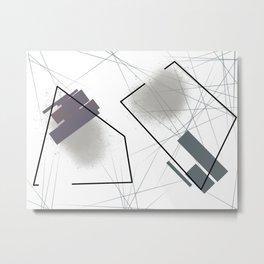 GEOMÉTRICOS 2.1 Metal Print