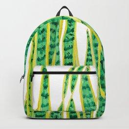 snake plant Backpack